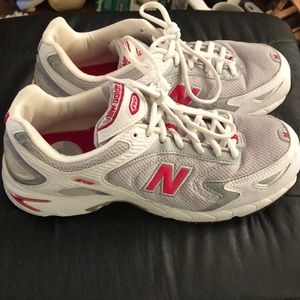 New Balance women's running shoes like new